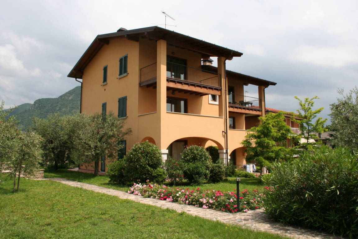 Complesso residenziale - Salò